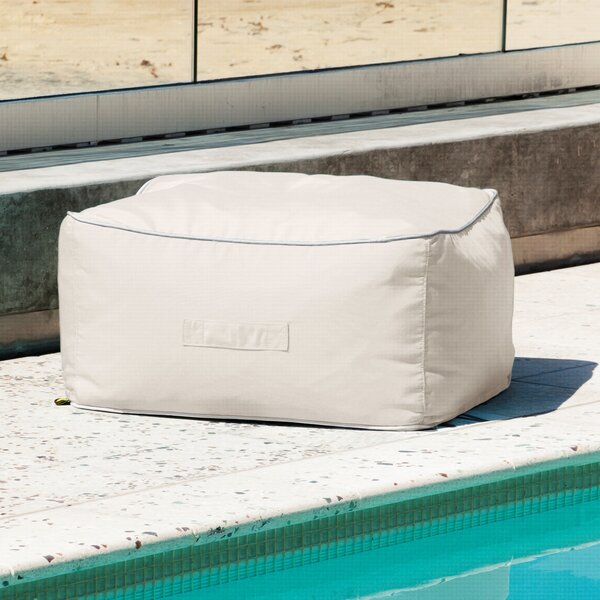 Sunbrella Square Ottoman by Hip Chik Chairs