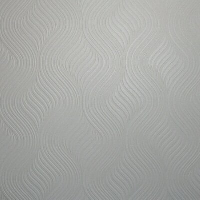 """Paintable 33' x 20.5"""" Abstract 3D Embossed Wallpaper Graham & Brown"""