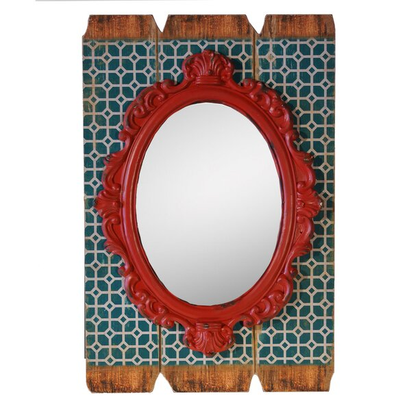 Tanya Accent Mirror by VIP INTERNATIONAL