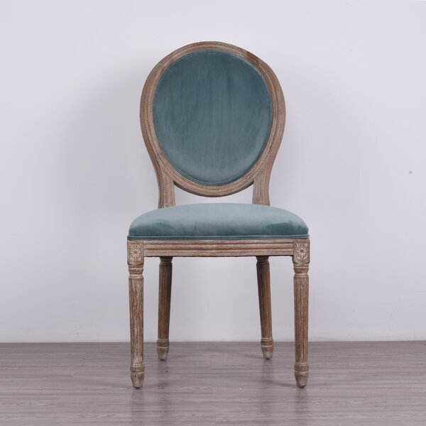 Prokop Upholstered Dining Chair by One Allium Way