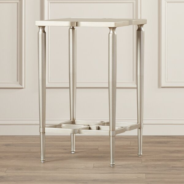 Stalybridge End Table by House of Hampton House of Hampton