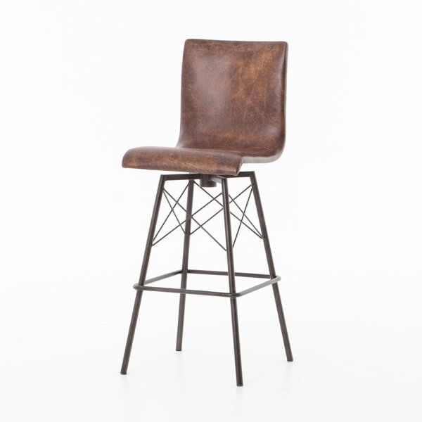 Havana 30 Swivel Bar Stool by Design Tree Home