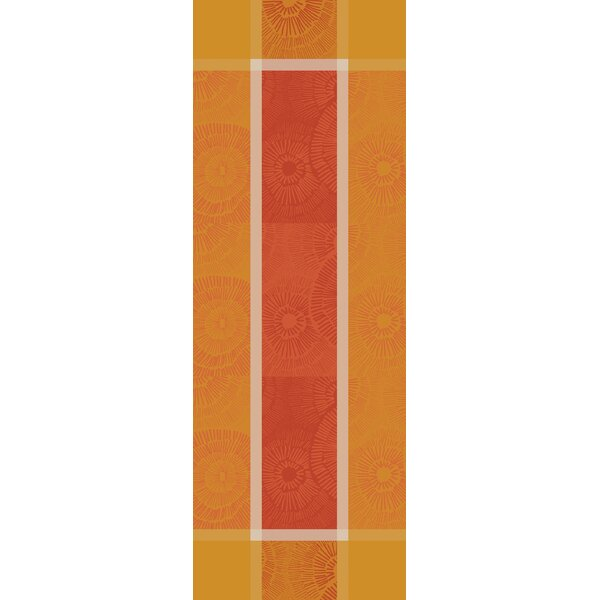 Sunshine Table Runner by Garnier-Thiebaut Inc