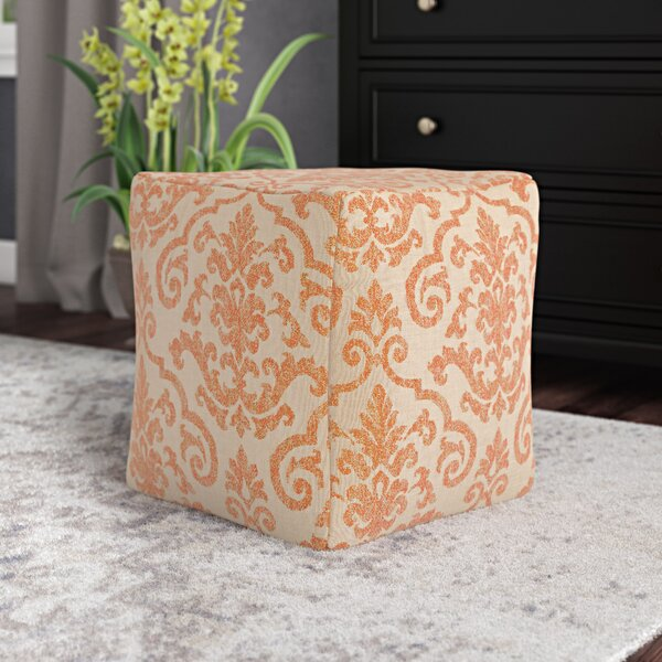 Douglassville Pouf by Darby Home Co
