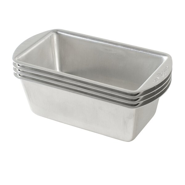Mini Loaf Pan (Set of 4) by Nordic Ware