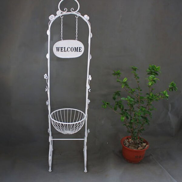 Welcome Plant Stand by ES Essentials