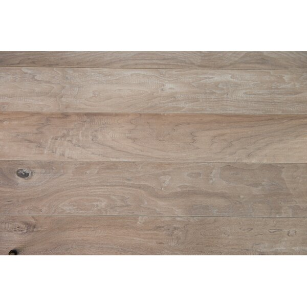 Sydney 7-1/2 Engineered Walnut Hardwood Flooring in Tawny by Branton Flooring Collection