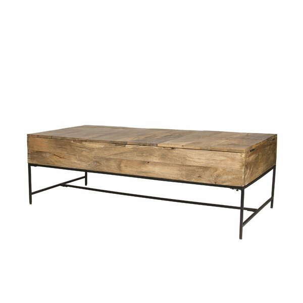 Cohen Trunk Coffee Table with Storage by Foundry Select