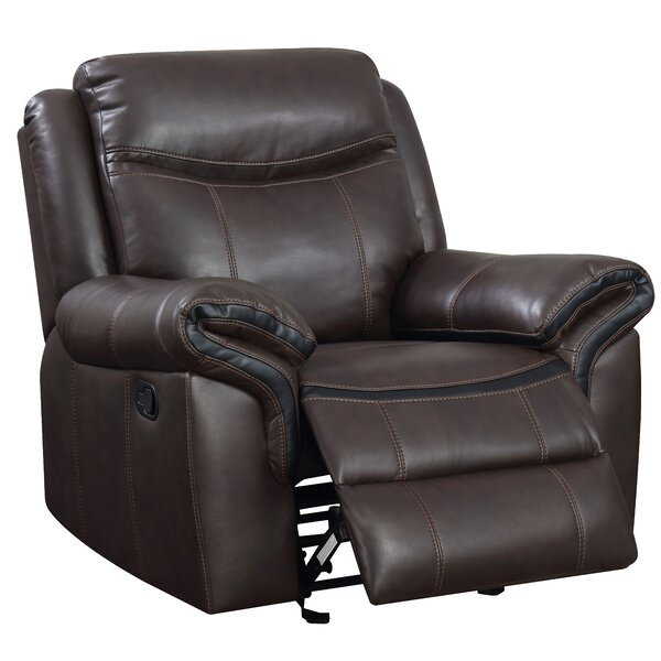 Hassen Manual Glider Recliner By Latitude Run