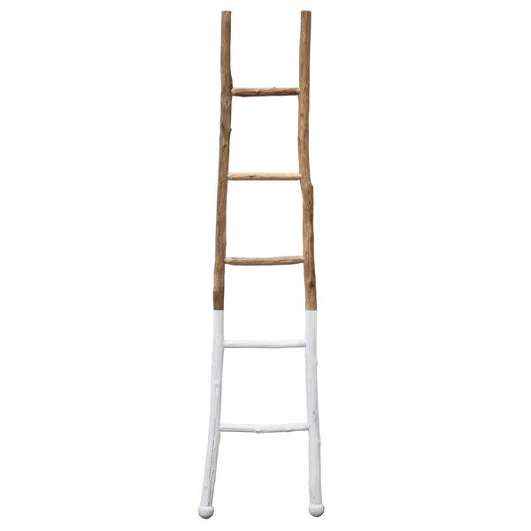 Wood 6 ft Decorative Ladder by Laurel Foundry Modern Farmhouse