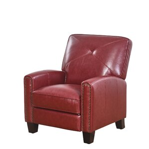 Bumgardner Manual Recliner by Alcott Hill