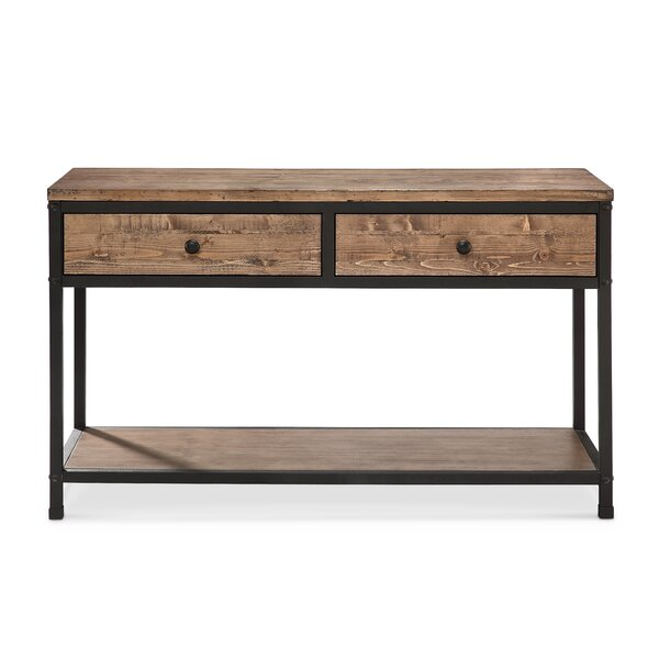 Majeic Console Table By August Grove