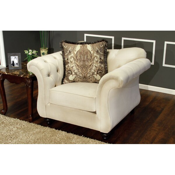 Ethelyn Armchair by Darby Home Co