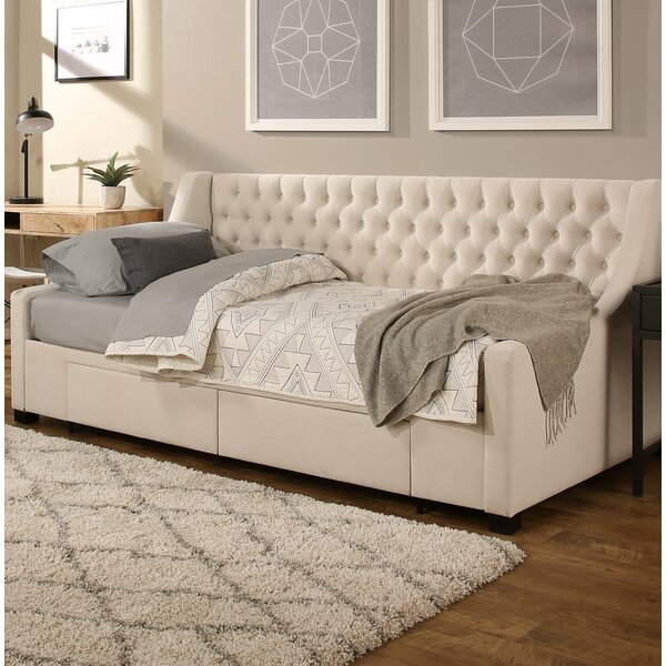 Aron Twin Daybed by Darby Home Co Darby Home Co