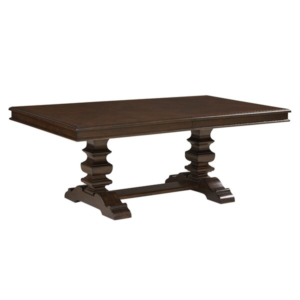 Parthena Dining Table by Darby Home Co Darby Home Co