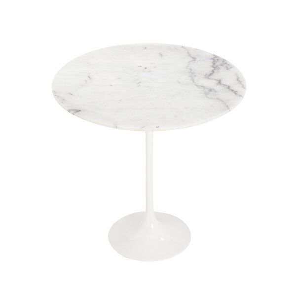 Marble End Table by Design Tree Home