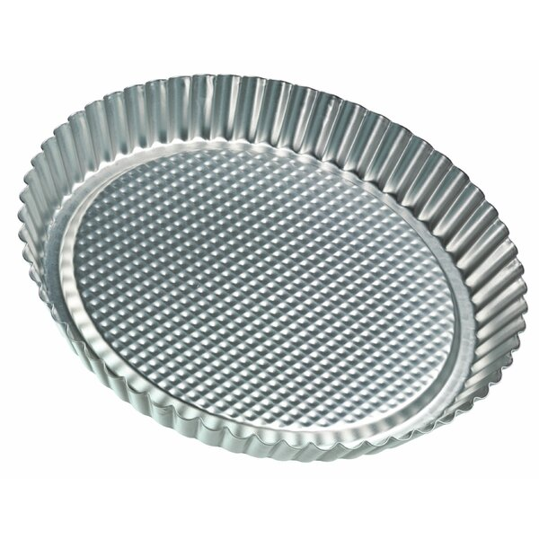 Zenker Bakeware by Frieling Tin-Plated Steel Flan