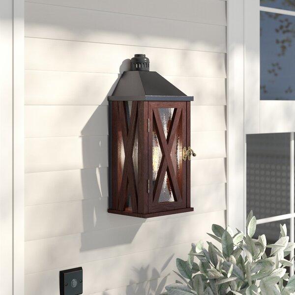 Sandy Bay Outdoor Wall Lantern by Birch Lane™ Heritage