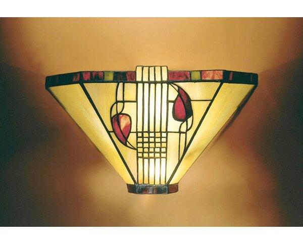 Whatley 1-Light Wall Sconce by Fleur De Lis Living