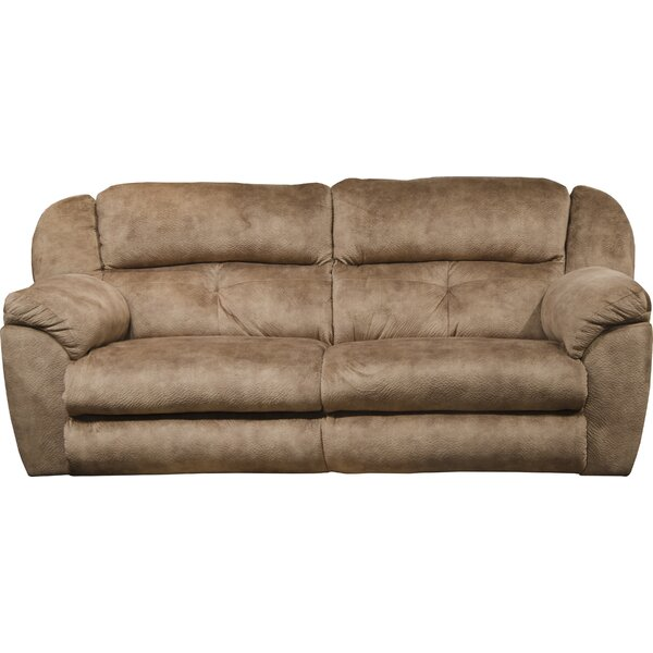 Carrington Reclining Sofa by Catnapper