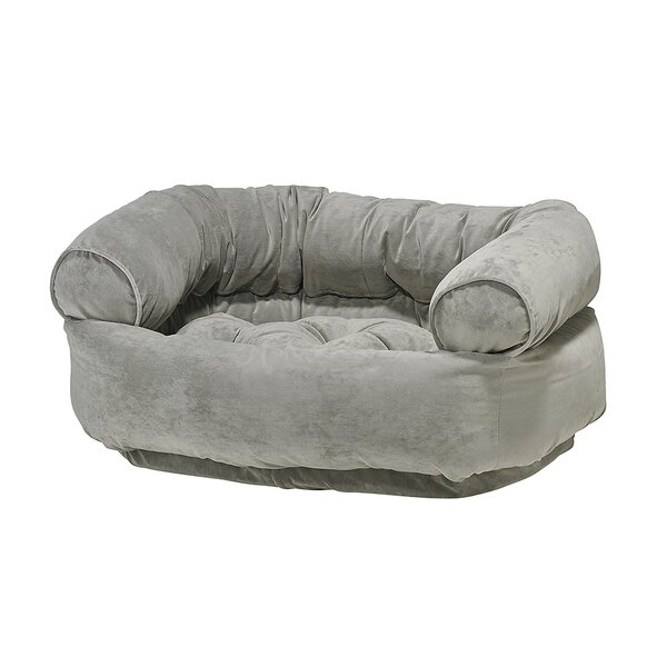 Double-Donut Dog Bed by Bowsers