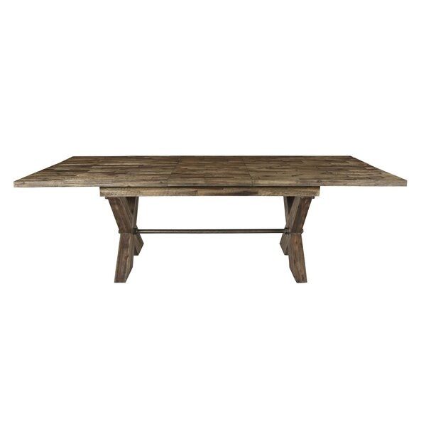 Clementina Counter Height Extendable Dining Table by Loon Peak Loon Peak®