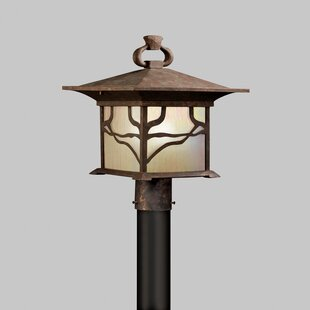 Reviews Morris Outdoor 1-Light Lantern Head By Kichler