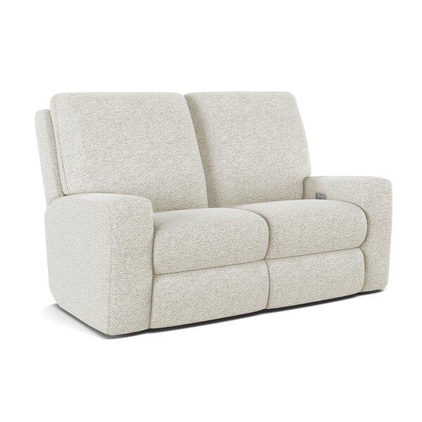 Alliser Reclining Loveseat By Wayfair Custom Upholstery™