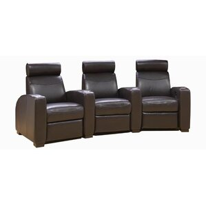 Panther Leather Recliner by Jaymar