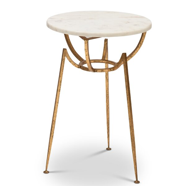 Devizes End Table by Everly Quinn