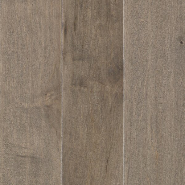Stately Manor 5 Engineered Maple Hardwood Flooring in Steel by Mohawk Flooring