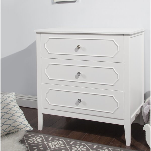 Poppy Regency Changing Dresser by DaVinci