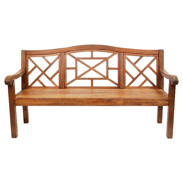Carlton Eucalyptus Garden Bench by ACHLA