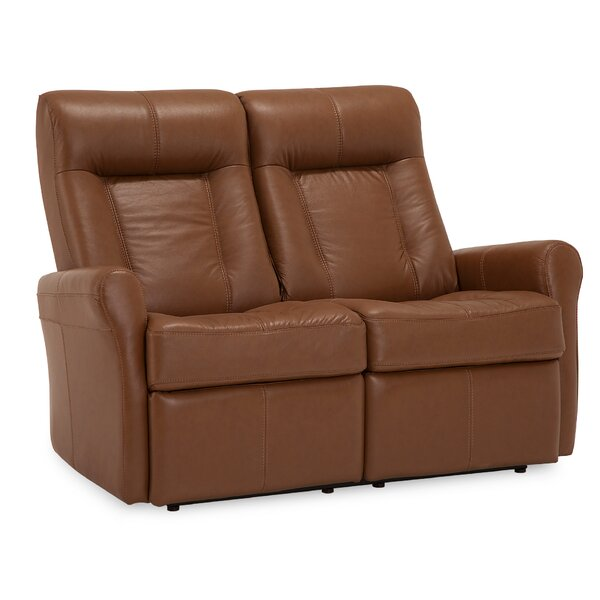 Modern Collection Yellowstone II Reclining Loveseat by Palliser Furniture by Palliser Furniture