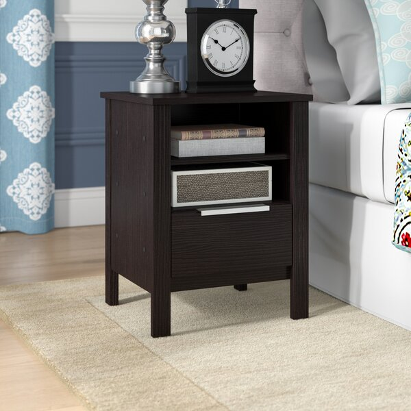 Everly 1 Drawer Nightstand By Andover Mills