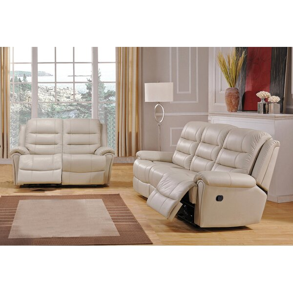 Shantell Reclining 2 Piece Living Room Set by Red Barrel Studio