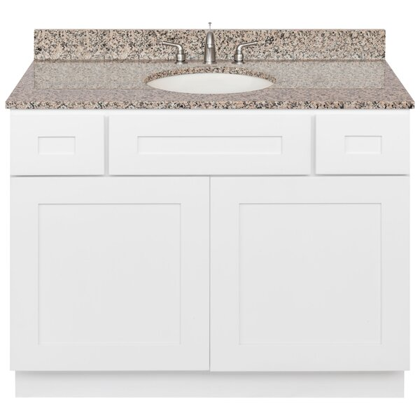 Stonge 42 Single Bathroom Vanity Set by Winston Porter