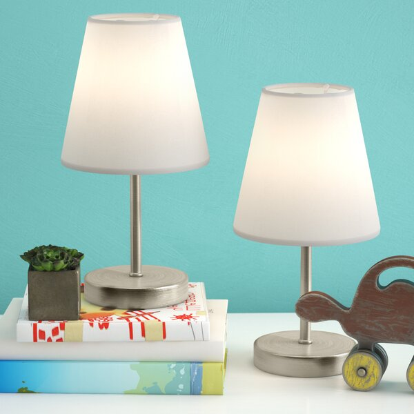 Leah Mini Basic 10 Table Lamp (Set of 2) by Viv + Rae
