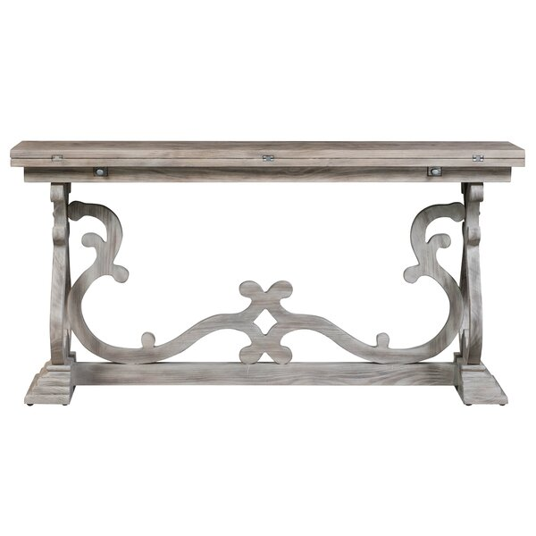 One Allium Way Gray Console Tables