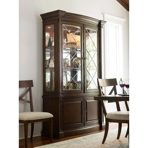 Upstate 2 Door Display China Cabinet by Rachael Ray Home by Legacy Classic