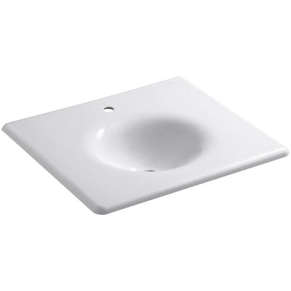 Iron Impressions 26 Single Bathroom Vanity Top by Kohler