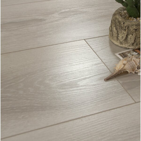 Legno 7 x 48 x 8mm Oak Laminate Flooring in Kansas Ash by Patina Design