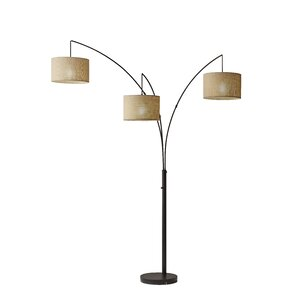 Floor lamps you39ll love wayfair for Tree floor lamp canada