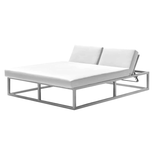 Brandonville Patio Daybed With Cushions By Brayden Studio