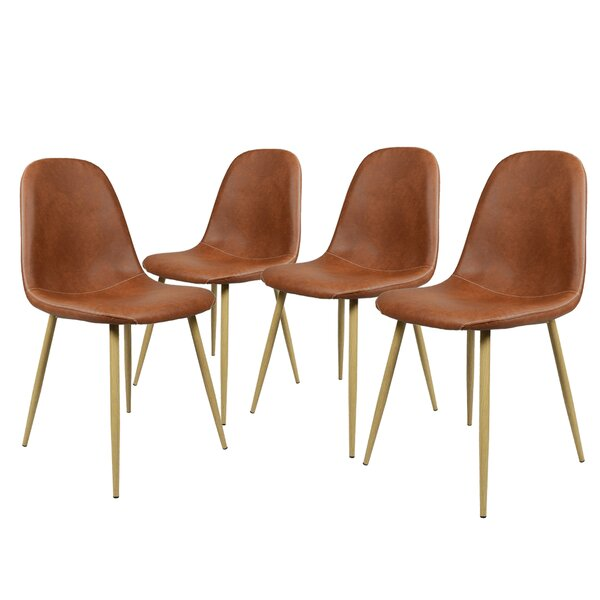 Charlton Vintage Side Chair (Set of 4) by Hazelwood Home