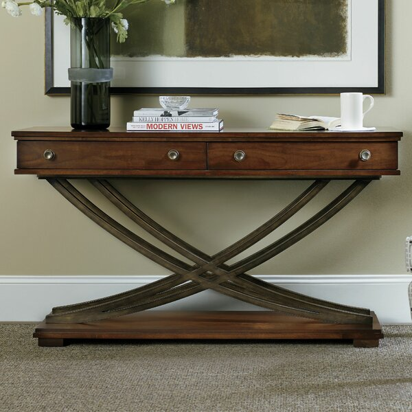 Palisade Console Table by Hooker Furniture