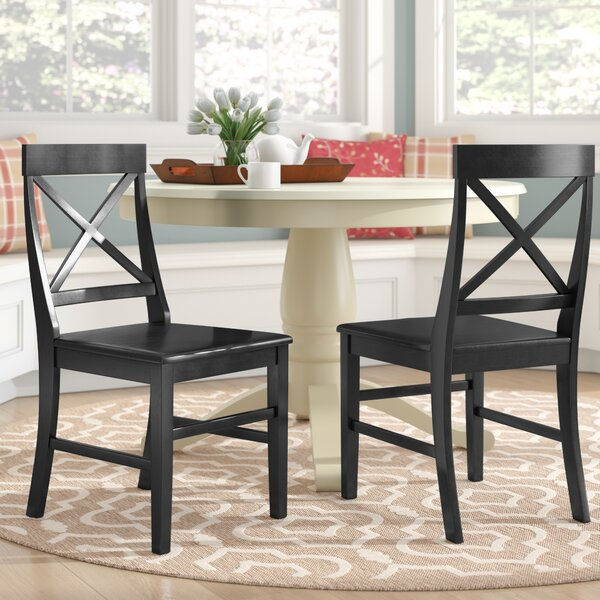 Hitz Dining Chair (Set of 2) by Charlton Home