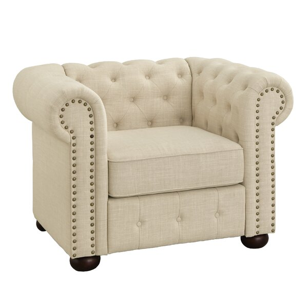Chambliss Chesterfield Chair by House of Hampton