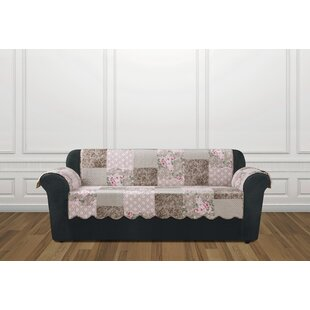 Heirloom Quilted Prewashed Cotton Sofa Slipcover