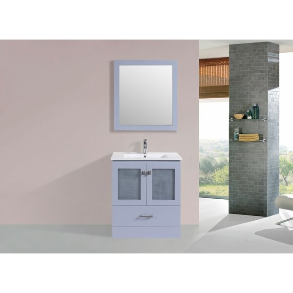 Lapoint Modern 30 Single Bathroom Vanity Set by Latitude Run